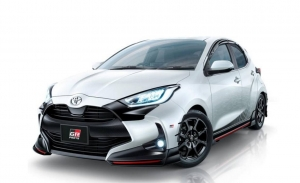 El nuevo Toyota Yaris 2020 más agresivo gracias a TRD y Modellista