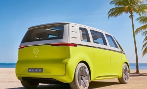 El futuro Volkswagen ID.7 contará con conducción autónoma de nivel 4 en 2022