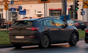 El nuevo Volkswagen ID.4, cazado nuevamente en pruebas por Polonia