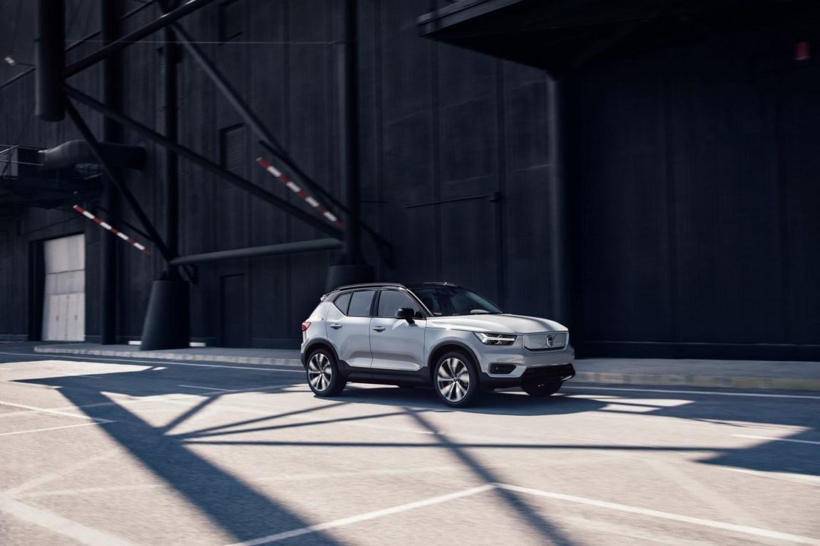 El nuevo Volvo XC40 Recharge P8 ya tiene precios en Holanda