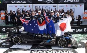 Wayne Taylor Racing conquista unas 24 Horas de Daytona sin sabor español
