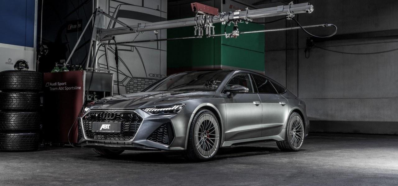 ABT RS 7, nueva vuelta de tuerca a la berlina deportiva de Audi Sport