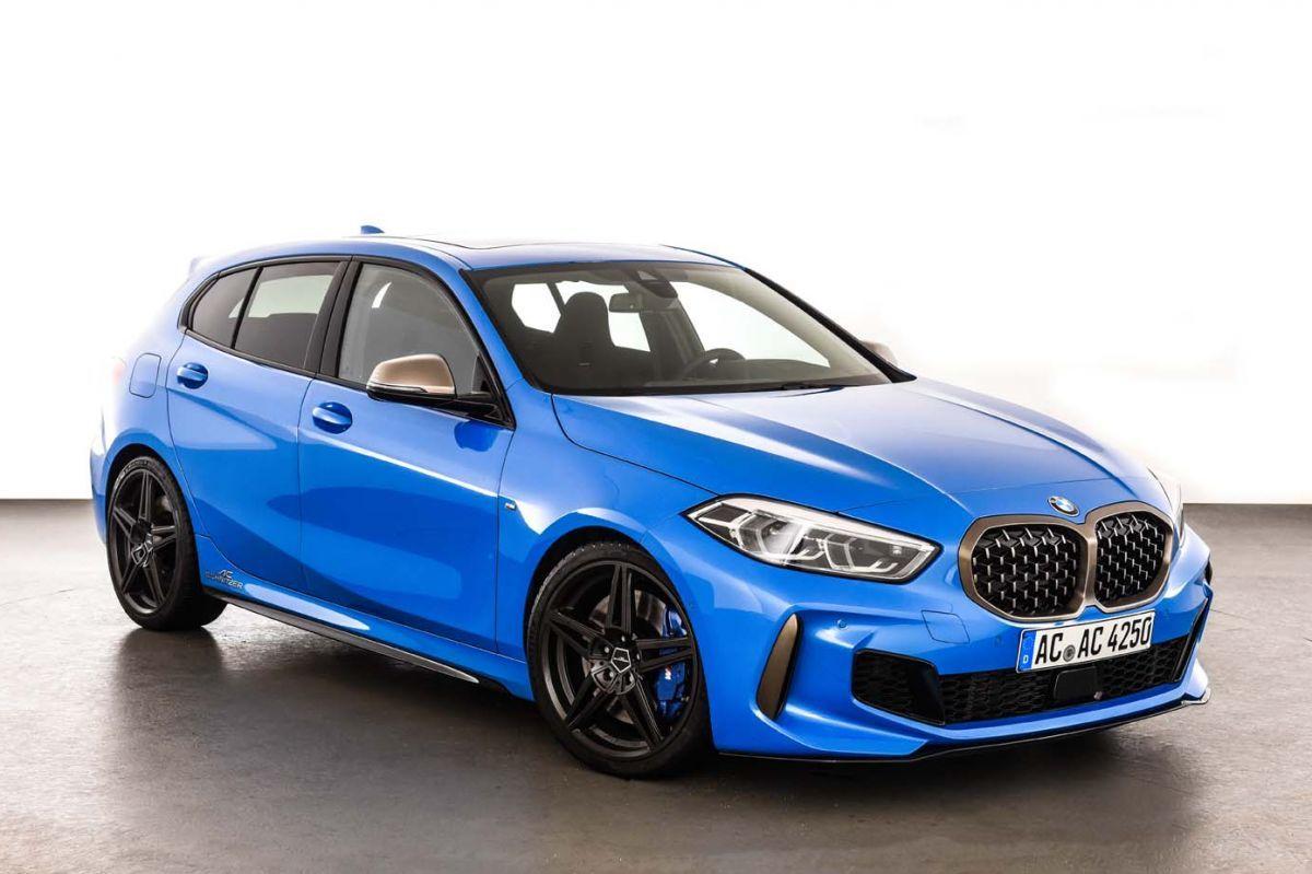 AC Schnitzer pone el toque especial y picante a los nuevos BMW Serie 1 y M135i
