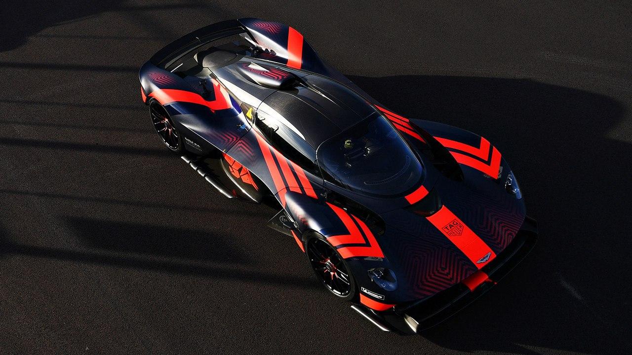 ACO no se corta ante el 'cierre' del proyecto hypercar de Aston Martin