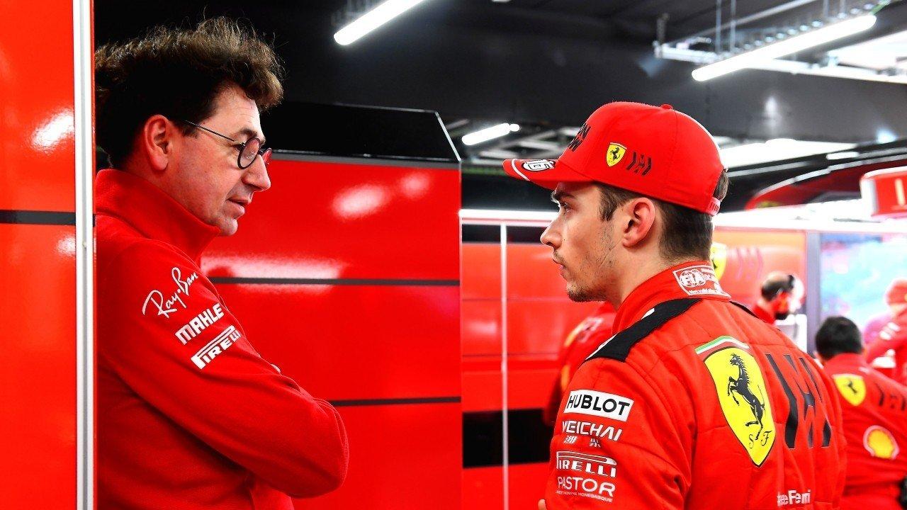 ¿Alarma en Ferrari?: «Mercedes y Red Bull son más rápidos»