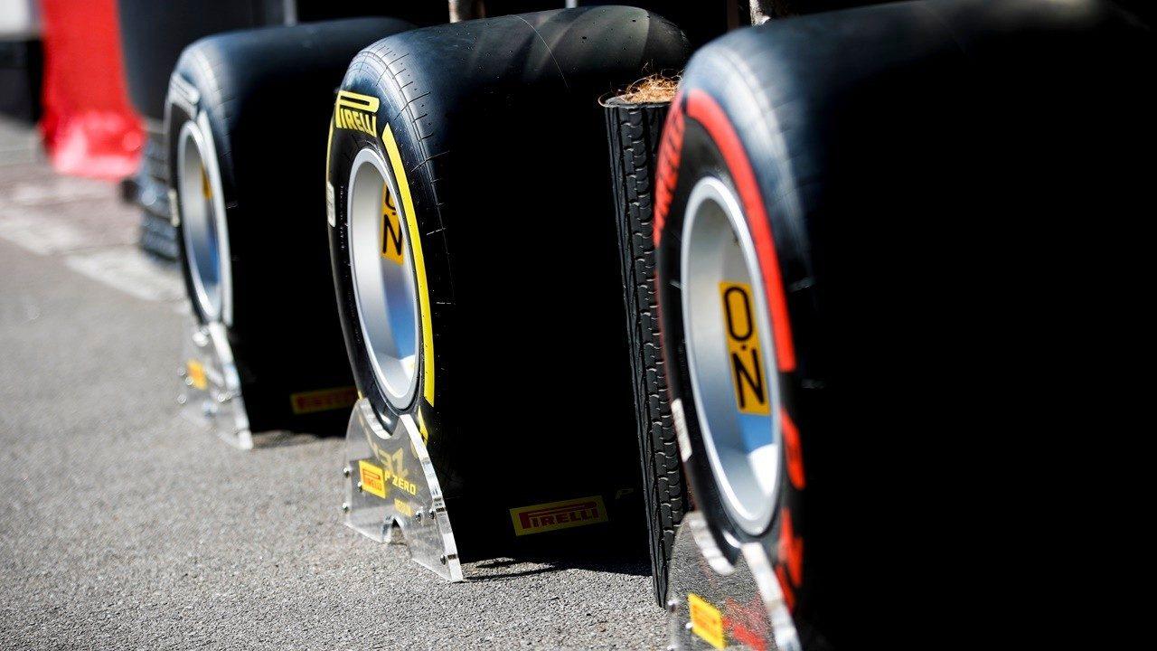 Así es el neumático especial para Zandvoort que probará Pirelli en los test de Barcelona