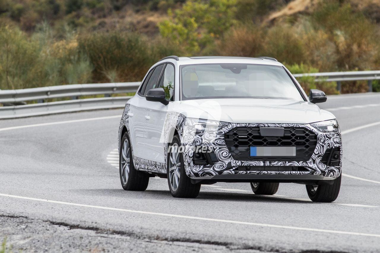 Audi confía las ventas de versiones híbridas al renovado Q5 previsto para 2021