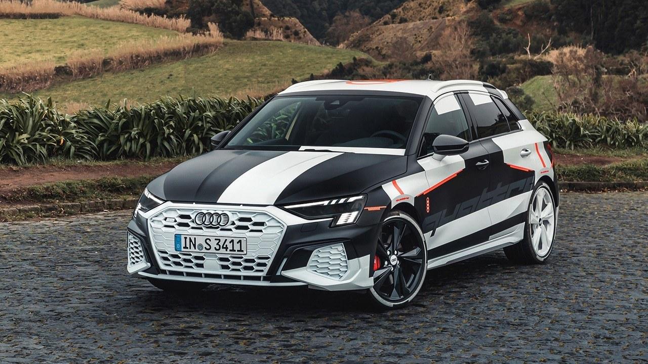 Audi A3 2020, adelanto de la cuarta generación en su versión deportiva