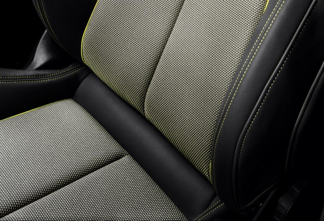 El nuevo Audi A3 2020 estrenará una tapicería de tela hecha de plástico PET reciclado
