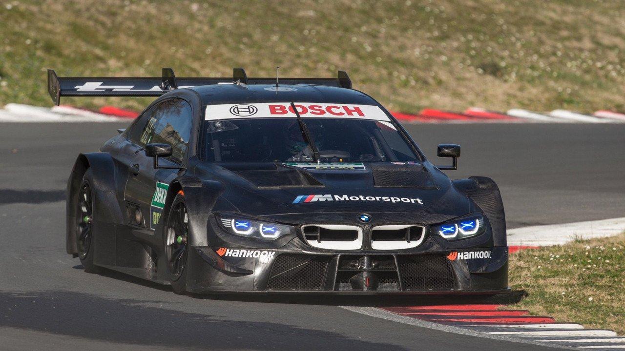 Audi y BMW completan un test con sus DTM en el circuito de Vallelunga