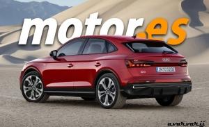 Audi Q5 Sportback, la sorpresa temida por el BMW X4 y Mercedes GLC Coupé