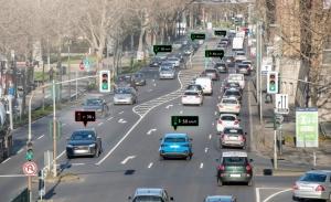 El asistente de semáforos de Audi ya funciona en Ingolstadt y Düsseldorf