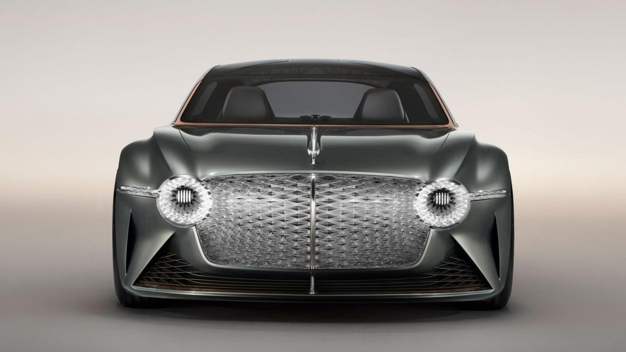 Bentley busca nueva identidad de diseño, que estrenará el futuro Continental GT