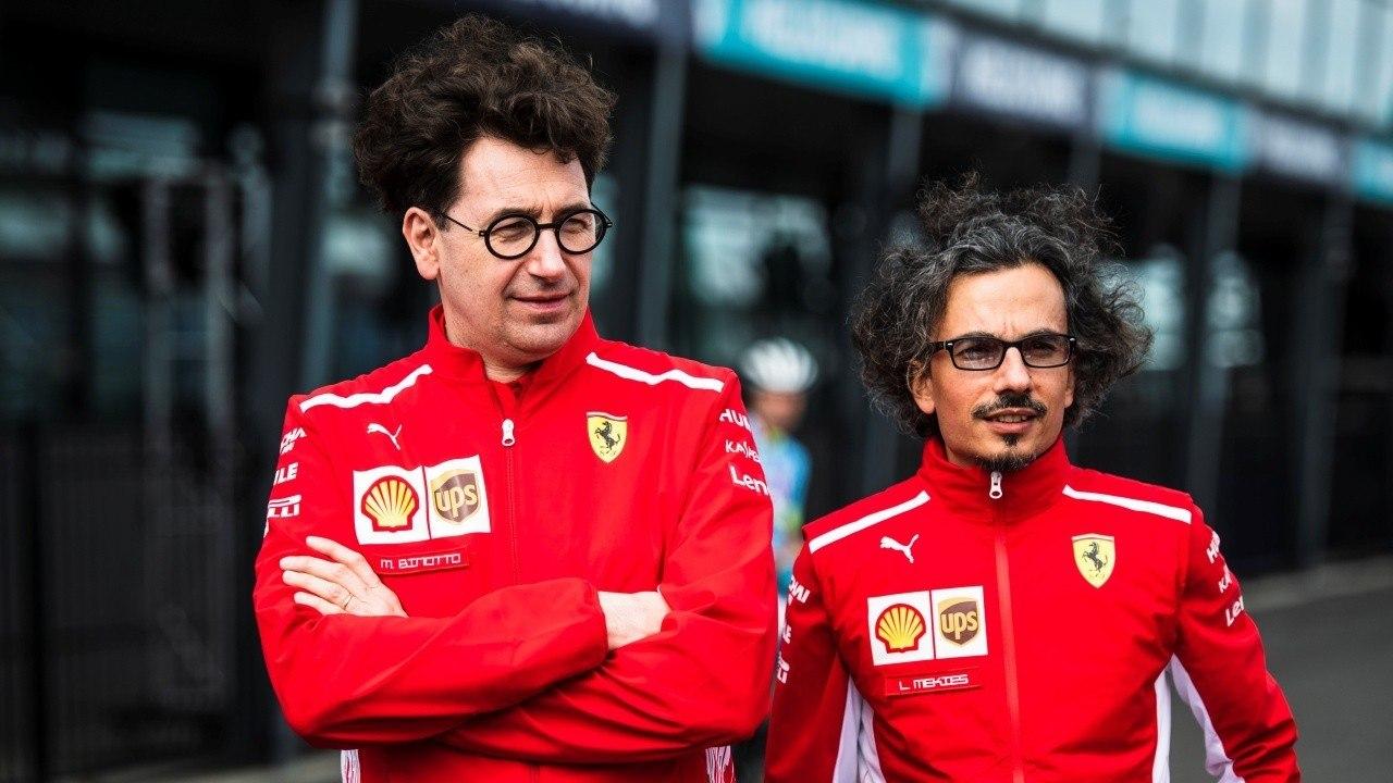 Binotto señala el punto débil de Ferrari: «No somos suficientemente buenos en política»
