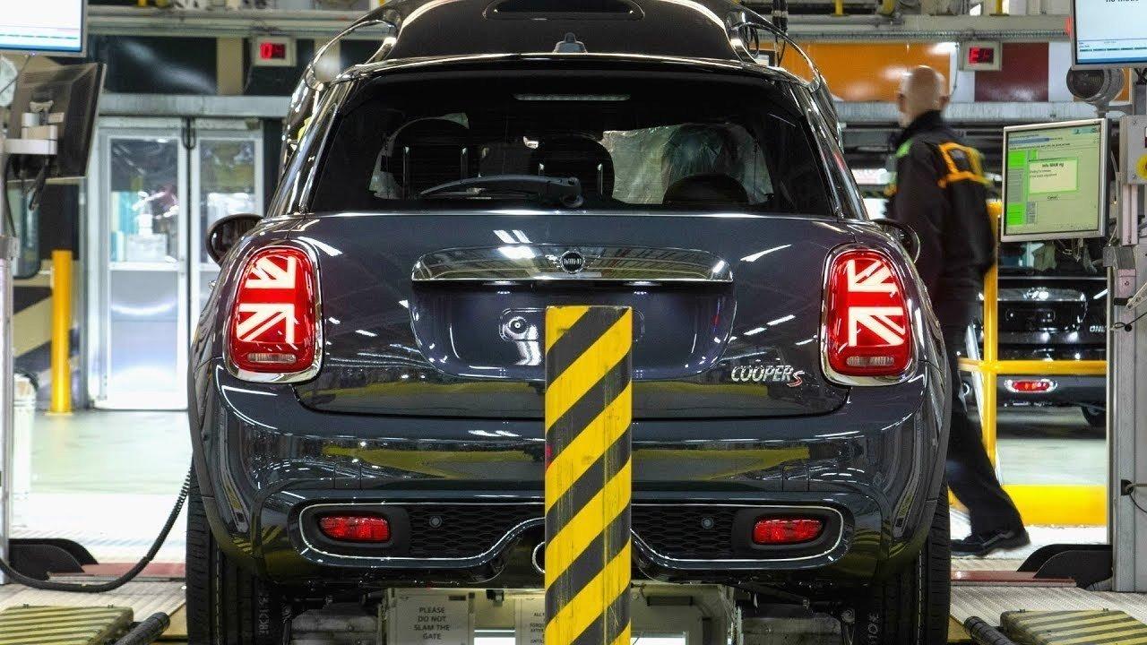 BMW retrasa la llegada de la cuarta generación del MINI por el Brexit
