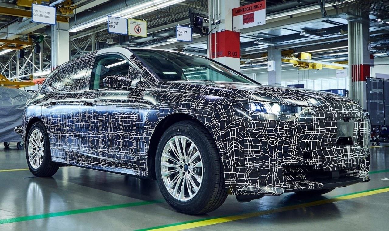 BMW asigna el nombre comercial iX al SUV eléctrico iNext, el tercero pero no definitivo