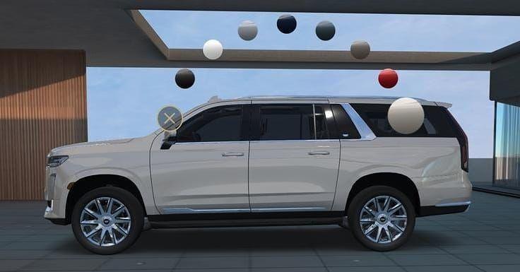 Cadillac filtra sin querer el nuevo Escalade ESV de batalla larga