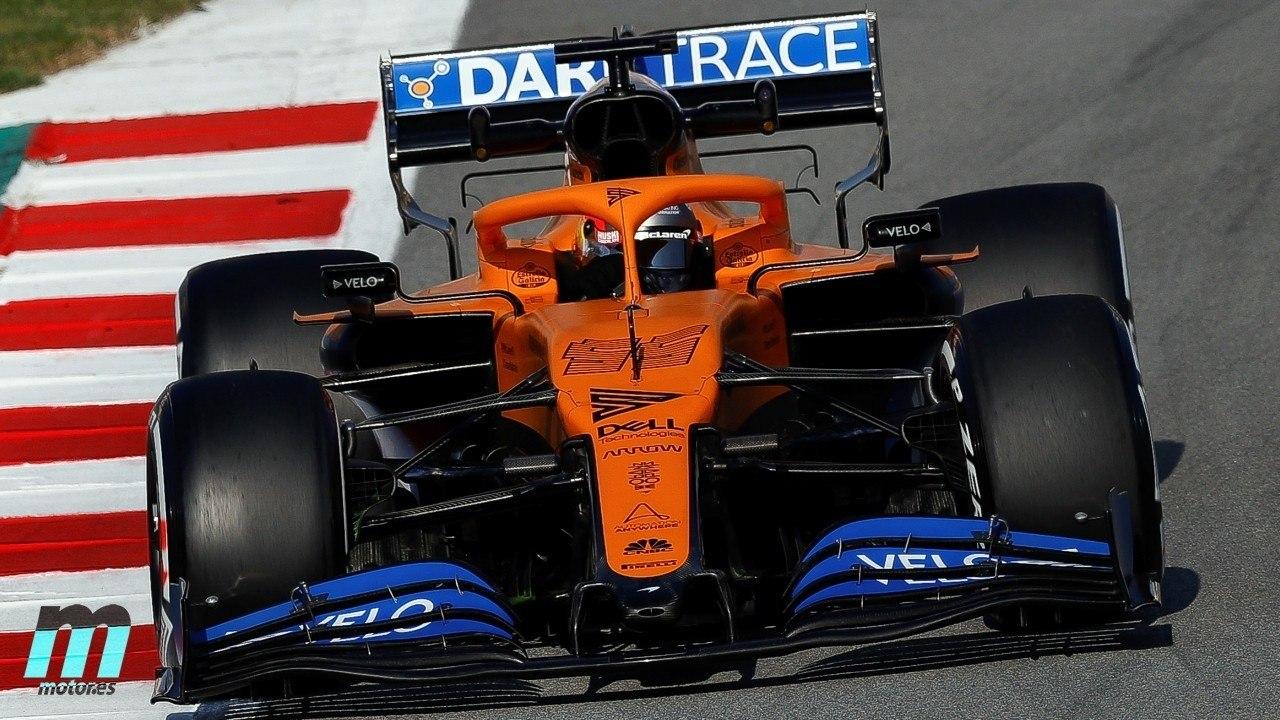 Las cinco claves del McLaren MCL35