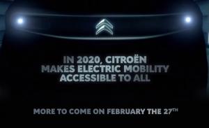 Citroën anuncia el debut de la versión de producción basada en el concept Ami-One