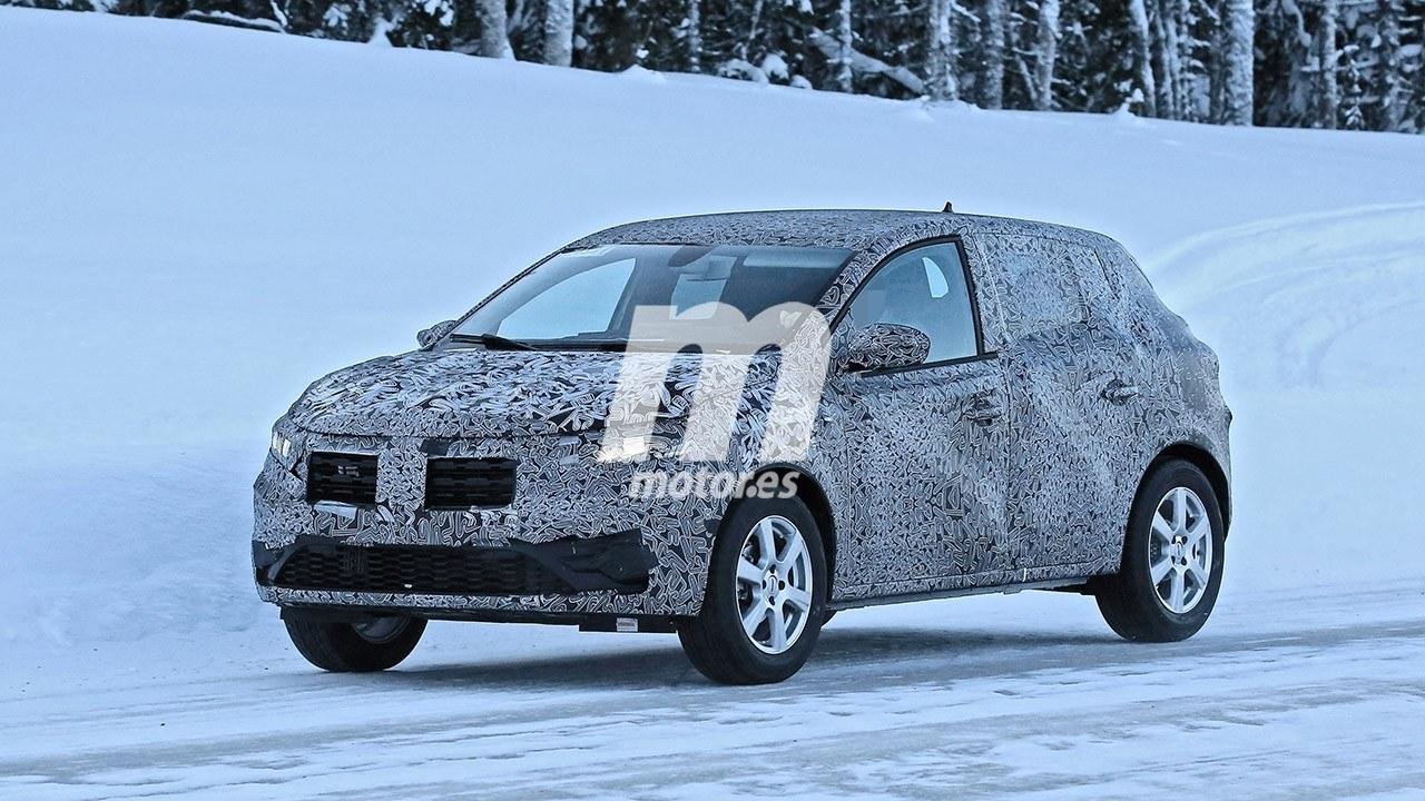 El nuevo Dacia Sandero 2020 pierde camuflaje en estas fotos espía