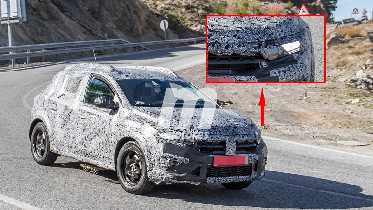 El nuevo Dacia Sandero 2021 tendrá faros Full LED
