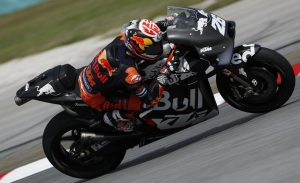 Dani Pedrosa repite al frente del shakedown de MotoGP en la segunda jornada
