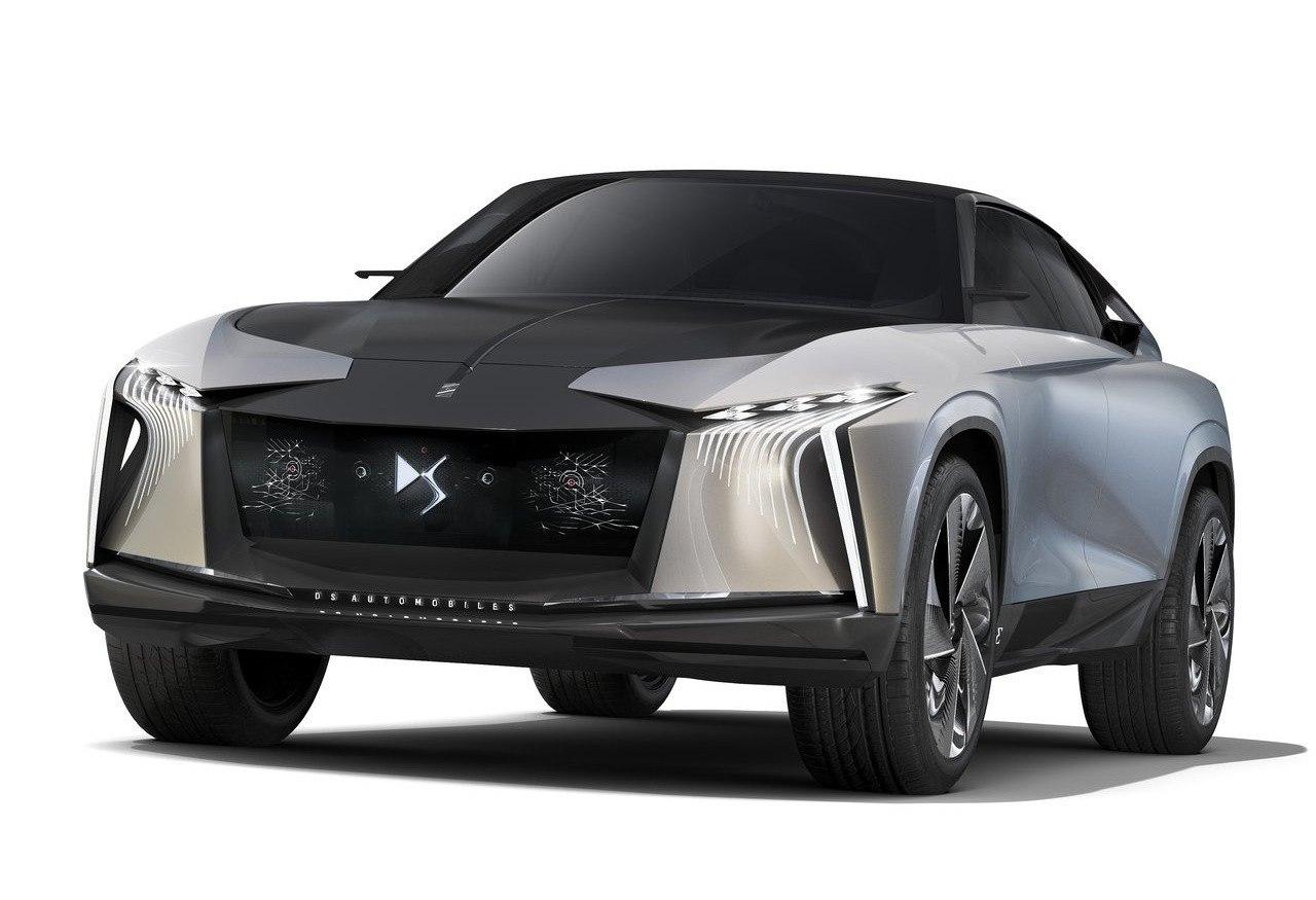 DS Aero Sport Lounge: nuevo y futurista SUV coupé para Ginebra