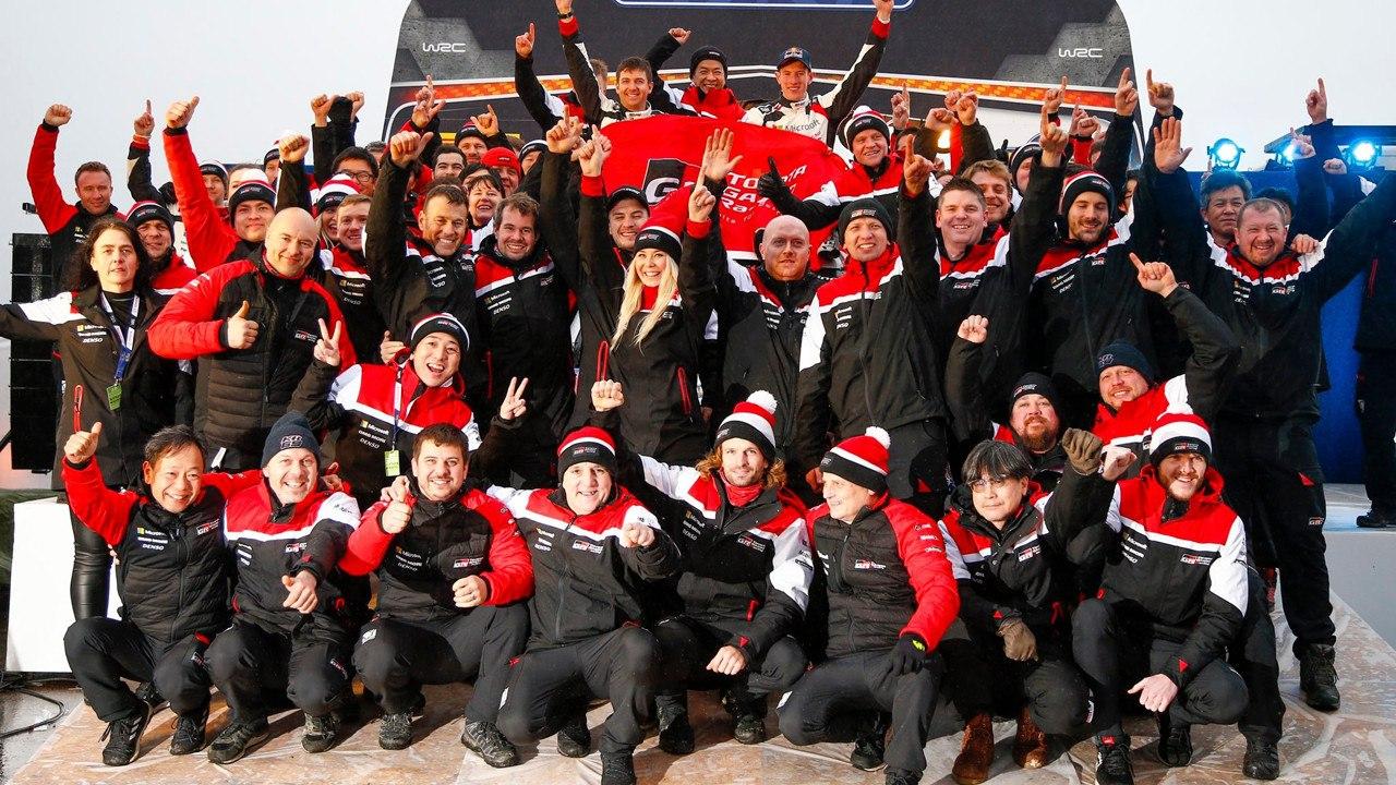 Elfyn Evans se coloca como líder del WRC tras ganar el Rally de Suecia