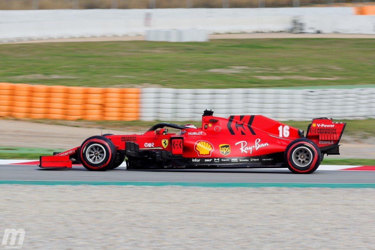 La FIA llega a un «acuerdo» privado con Ferrari relativo a su motor