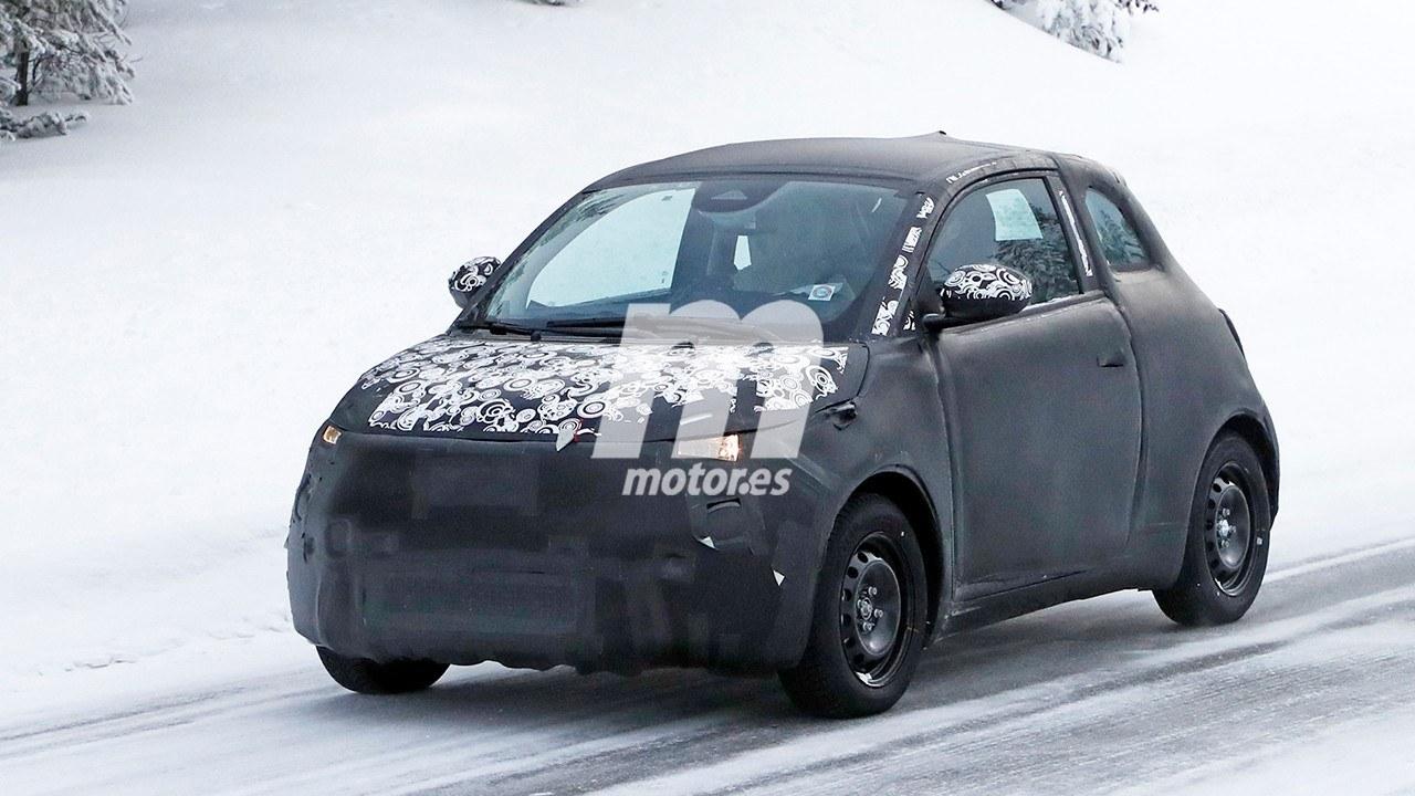 El nuevo Fiat 500e 2020 se enfrenta al duro invierno del norte de Europa