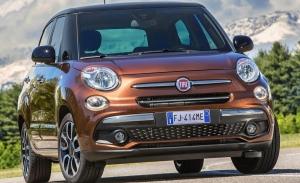 La producción del Fiat 500L ha sido detenida por la escasez de componentes