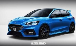 Ford retrasa el lanzamiento del futuro Focus RS hasta 2022