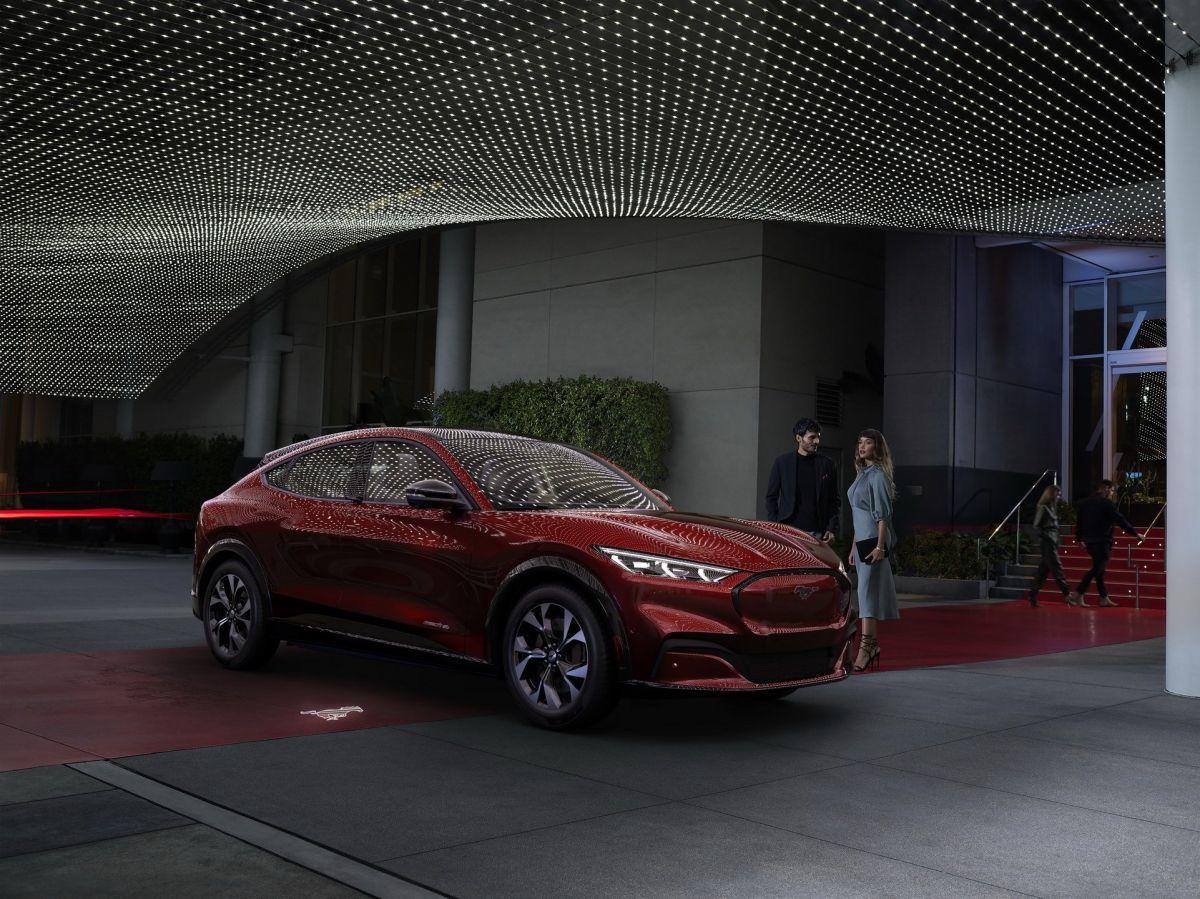 El Ford Mustang Mach-E llegará a Europa antes que a América