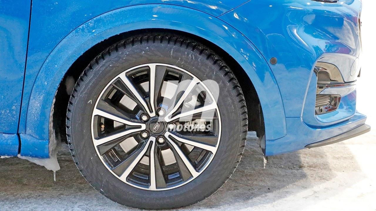 2020 Ford Puma 9