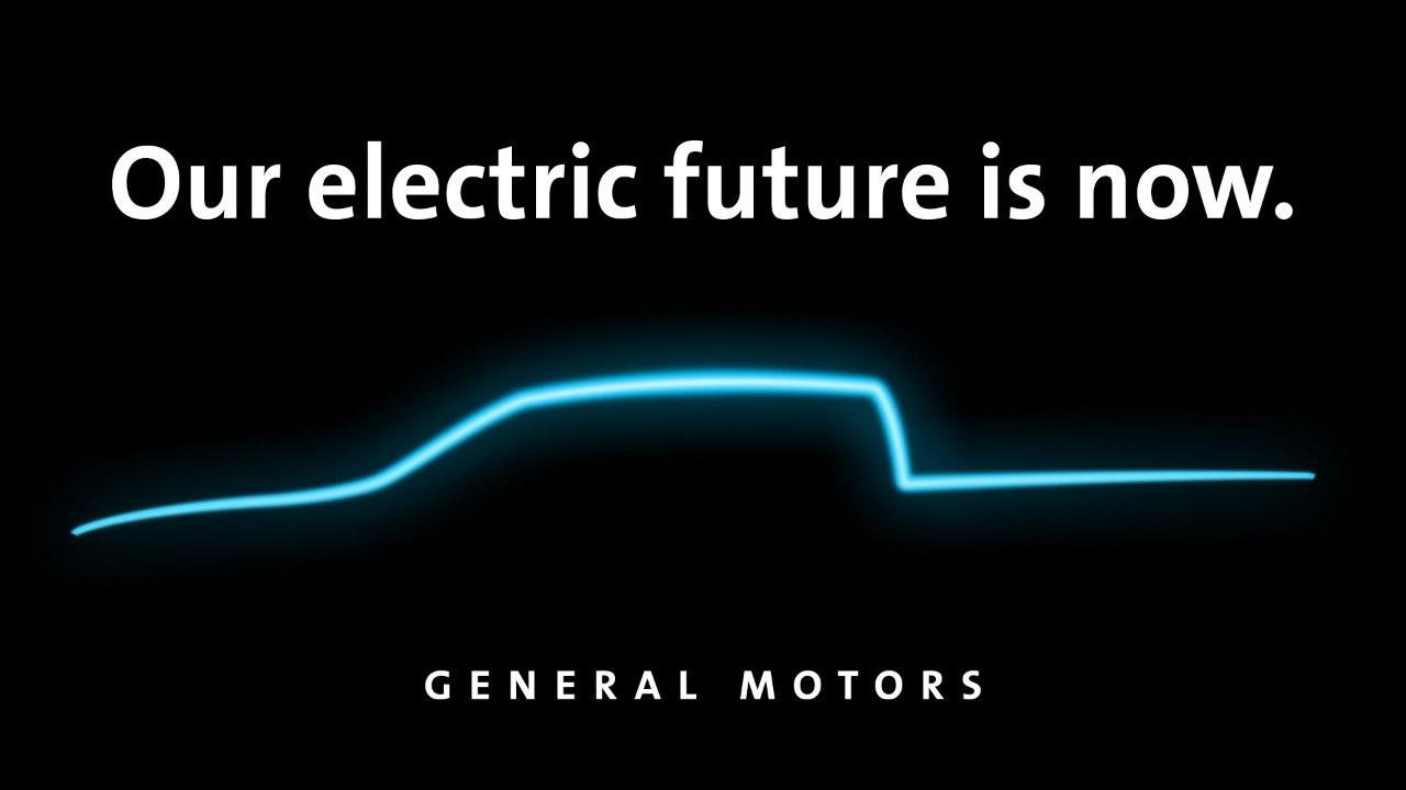General Motors confirma nuevos pick-ups eléctricos además del Hummer