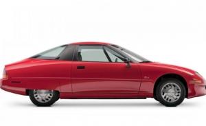 En venta el único GM EV1 disponible del mundo... pero hay truco