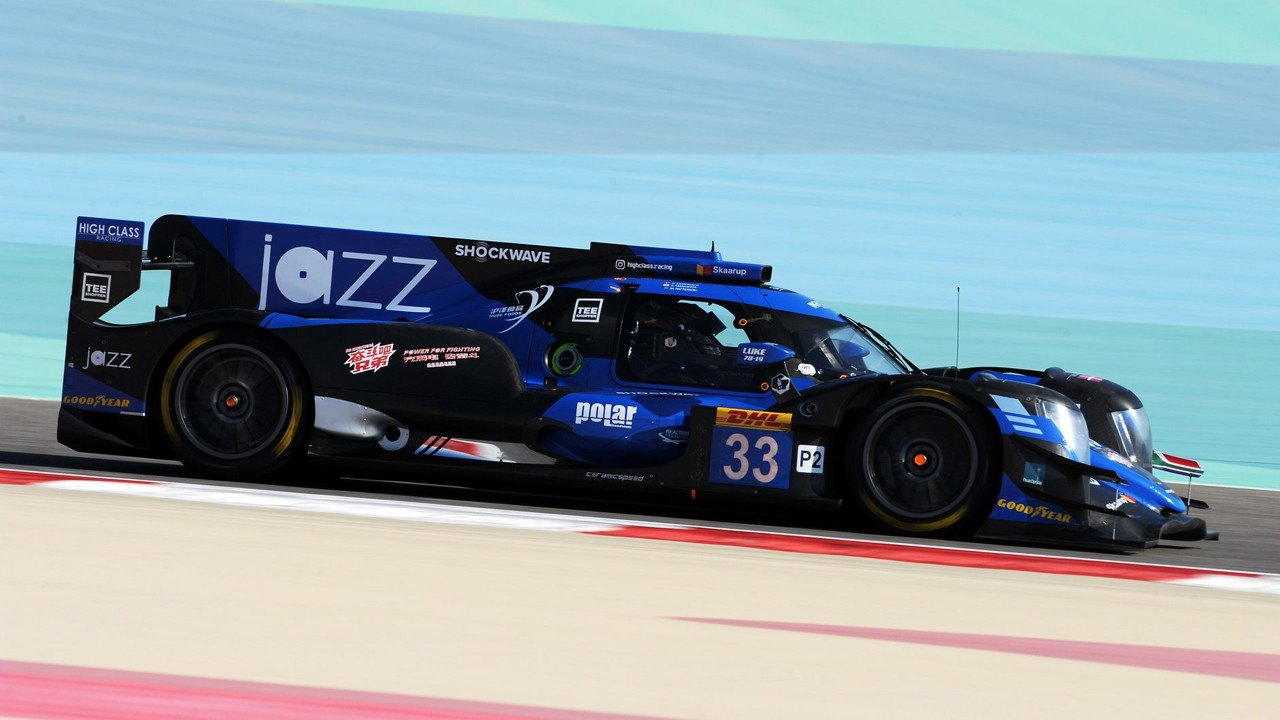 High Class Racing rompe con Goodyear y calza su LMP2 con gomas Michelin