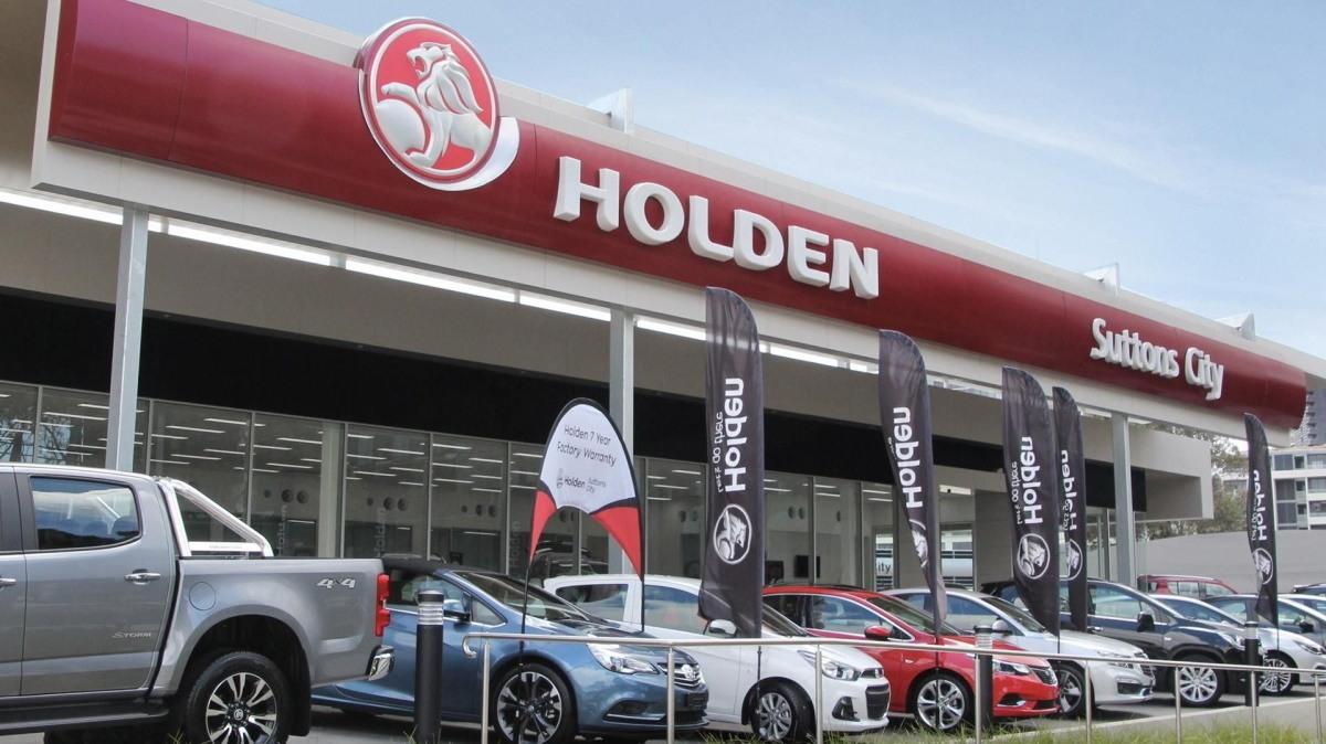 General Motors cierra Holden tras más de 100 años en el negocio