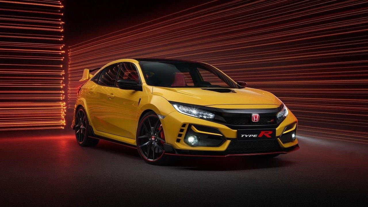 Llega el nuevo Honda Civic Type R 2020 acompañado de dos nuevas versiones