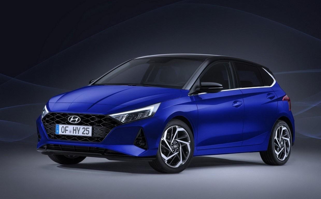 Hyundai i20 mk3 (2020) 4