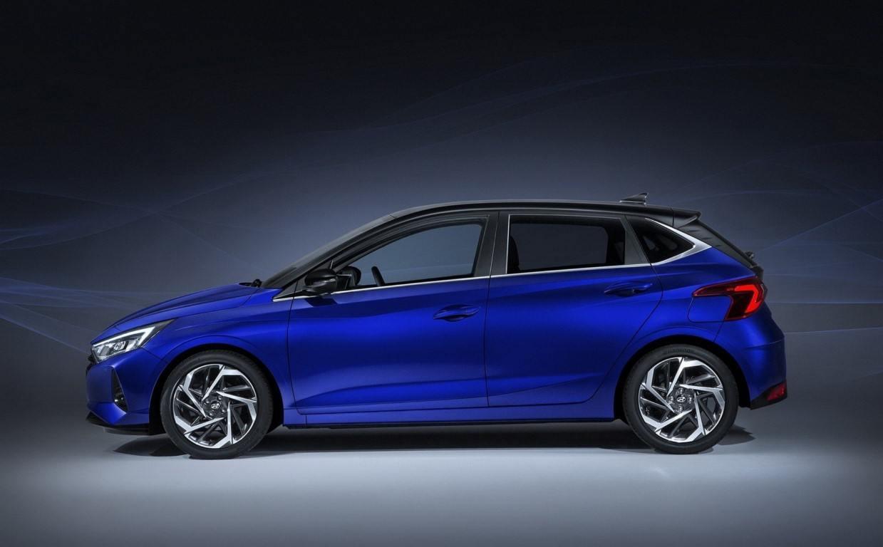 Hyundai i20 mk3 (2020) 6