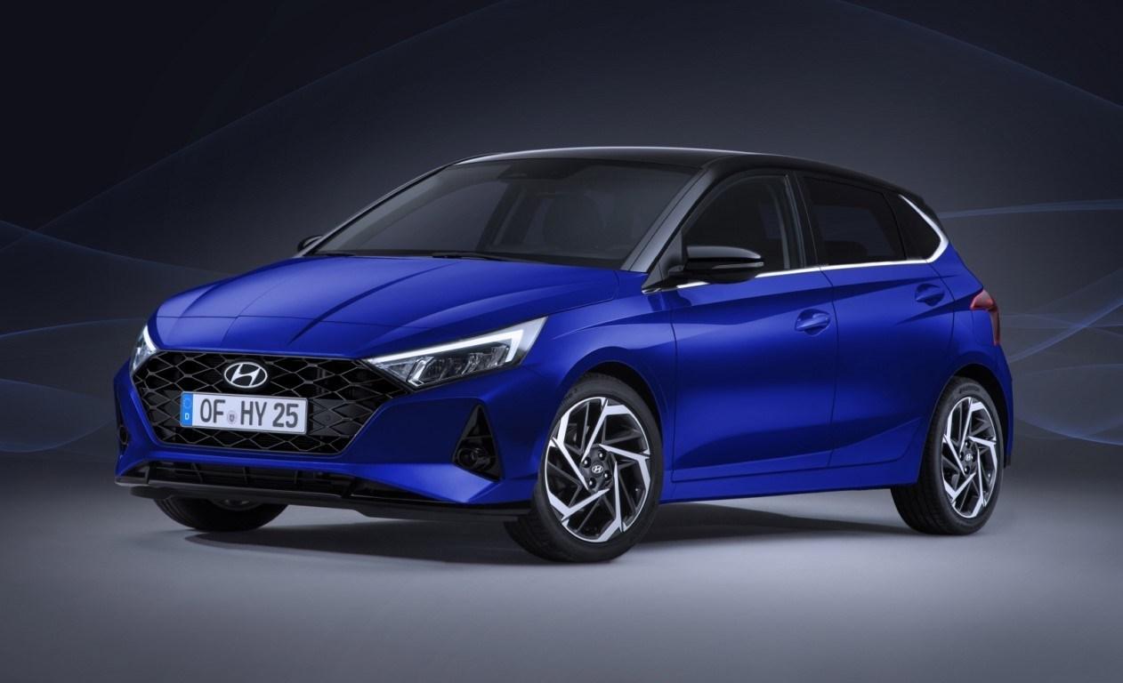 Hyundai descubre el interior y motores del nuevo i20 2020