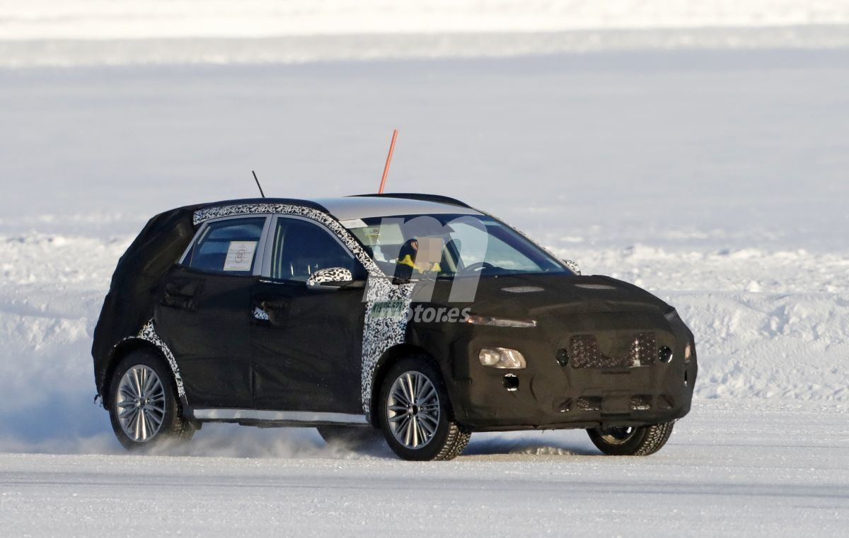 La primera gran actualización del Hyundai Kona ya está en desarrollo