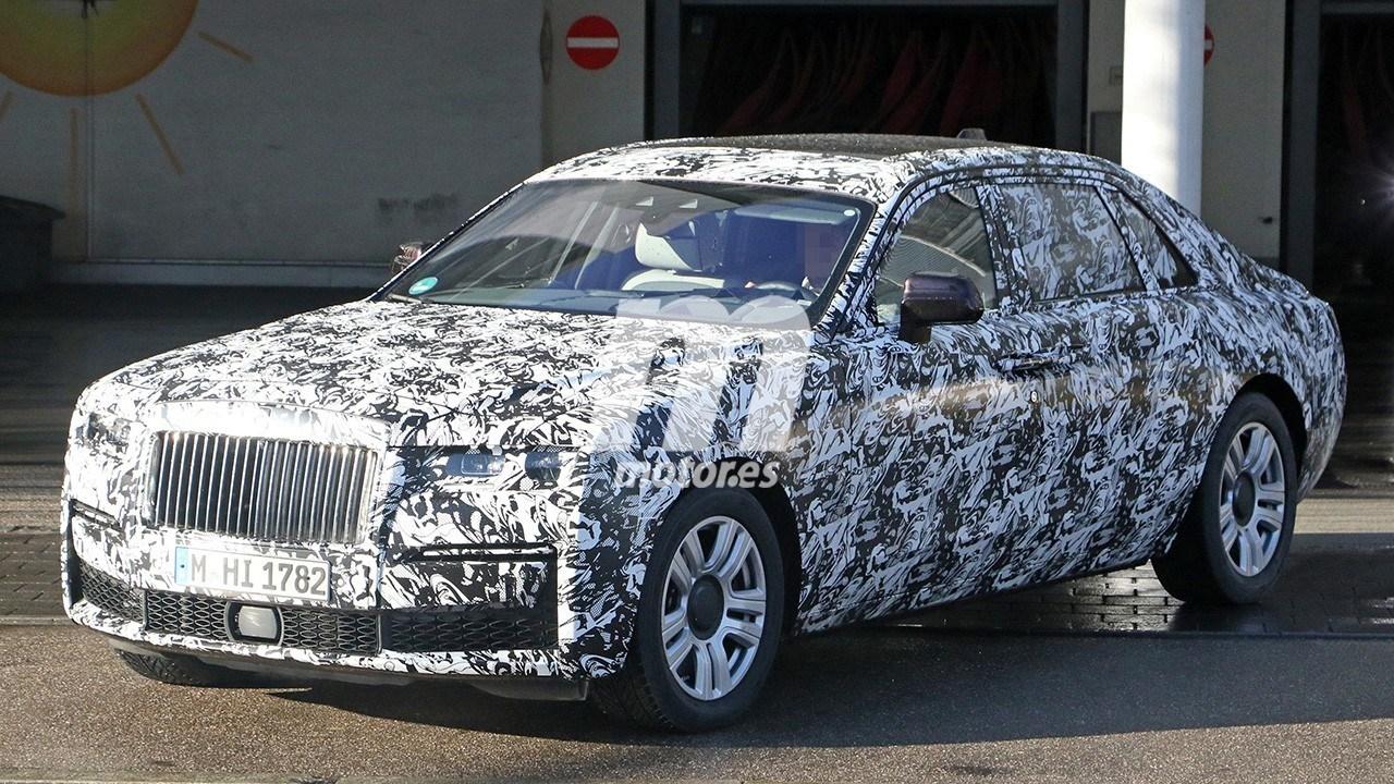 2020 Rolls-Royce Ghost II 98