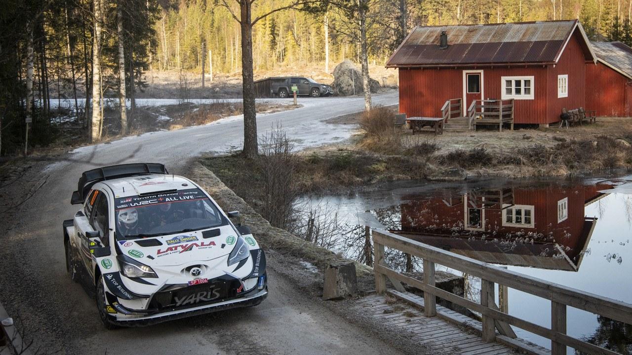 Latvala tendrá un rally adicional con Toyota por su abandono en Suecia