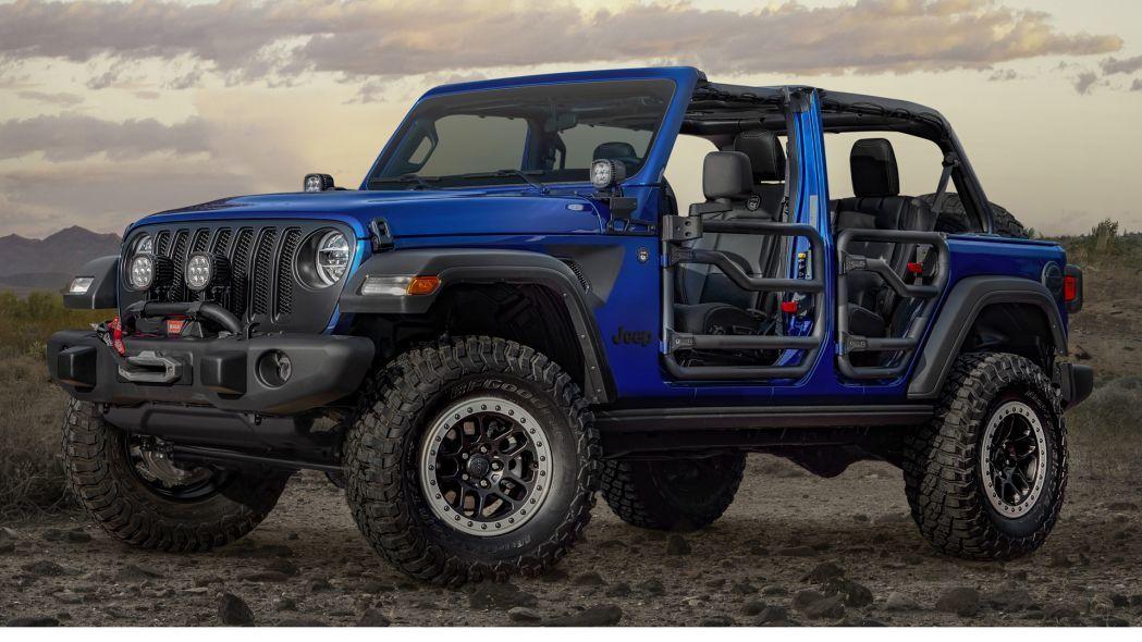 El Jeep Wrangler JPP 20 es la opción para los aficionados off-road más extremos