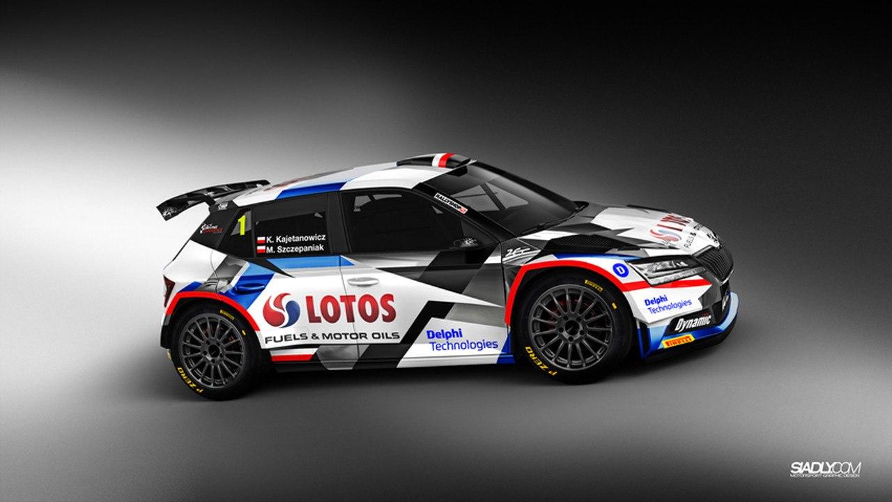 Kajetan Kajetanowicz hará WRC3 con los españoles de Race Seven