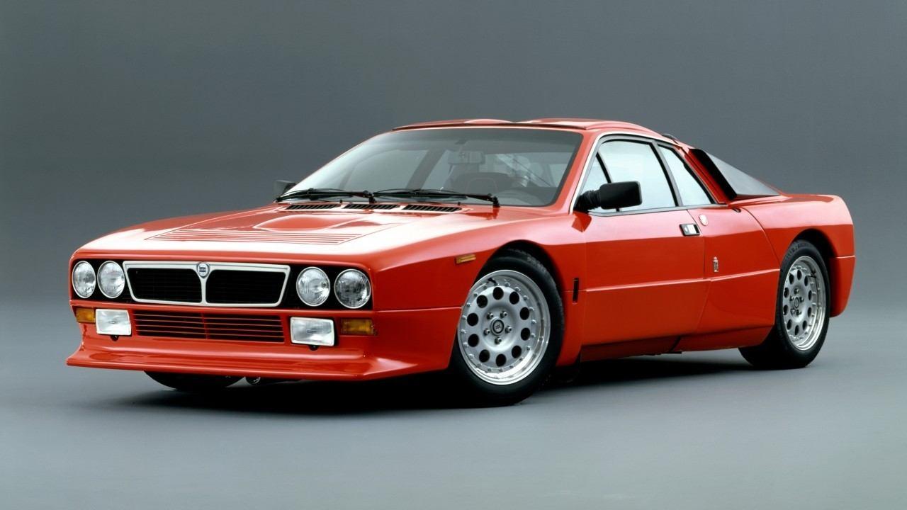 Amores de juventud: el Lancia 037 Stradale