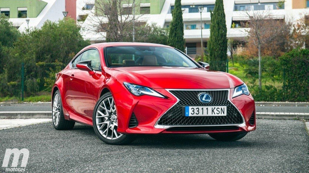 Lexus no descarta lanzar un coche de hidrógeno