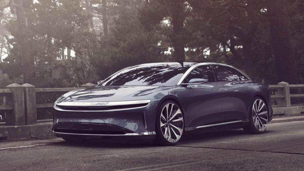 El Lucid Air, un nuevo coche eléctrico, usará baterías de LG Chem